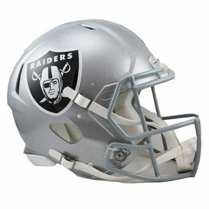 Raiders Speed Authentic Helmet - Click to enlarge