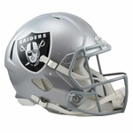 Raiders Speed Authentic Helmet