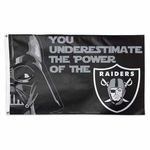 Raiders Star Wars 3x5 Power Flag