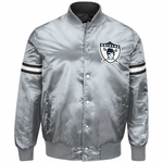 Raiders Starter Reigning Champ Reversible Jacket