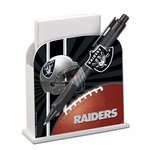 Raiders Stationary Desk Caddy