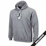 Raiders Steel Pirate Logo Tech Fleece