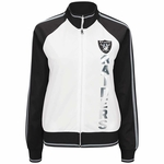 Raiders Strike Zone Track Jacket