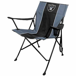 Raiders Tailg8 Chair - Click to enlarge