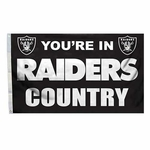 Raiders Team Country Flag
