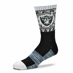 Raiders The Show Sock