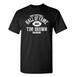 Raiders Tim Brown Elected Tee
