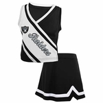 Raiders Toddler Cheer Dress