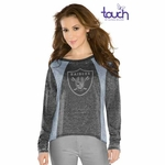 Raiders Touch by Alyssa Milano Vivian Tee