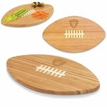 Raiders Touchdown Cutting Board