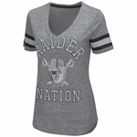 Raiders Triple Play Pirate Tee