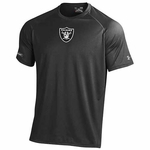 Raiders Under Armour Core Tech Tee