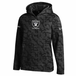 Raiders Under Armour Youth Novelty Hood