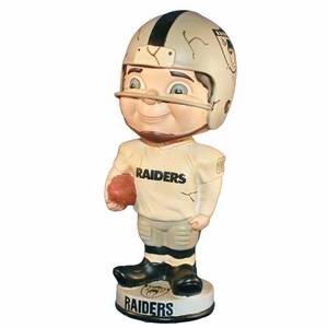 Raiders Vintage 1963 Bobblehead - Click to enlarge