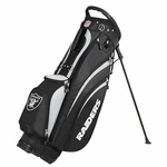 Raiders Wilson Carry Golf Bag
