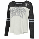 Raiders Women's Field Position Long Sleeve Tee