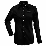 Raiders Womens Dynasty Shirt Black