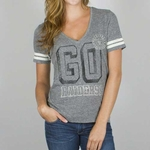 Raiders Womens Tailgate Tee