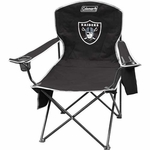 Raiders XL Cooler Quad Chair