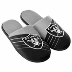 Raiders Youth Big Logo Slipper
