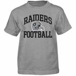 Raiders Youth Play Action Tee