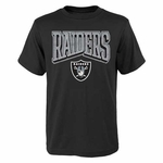 Raiders Youth Totally Chill Tee