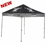 Raider Nation 10 X 10 Straight Leg Canopy