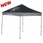 Raider Nation 9 X 9 Straight Leg Canopy