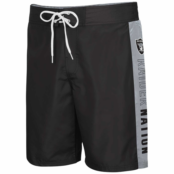 Raider Nation Home Run Swim Trunk