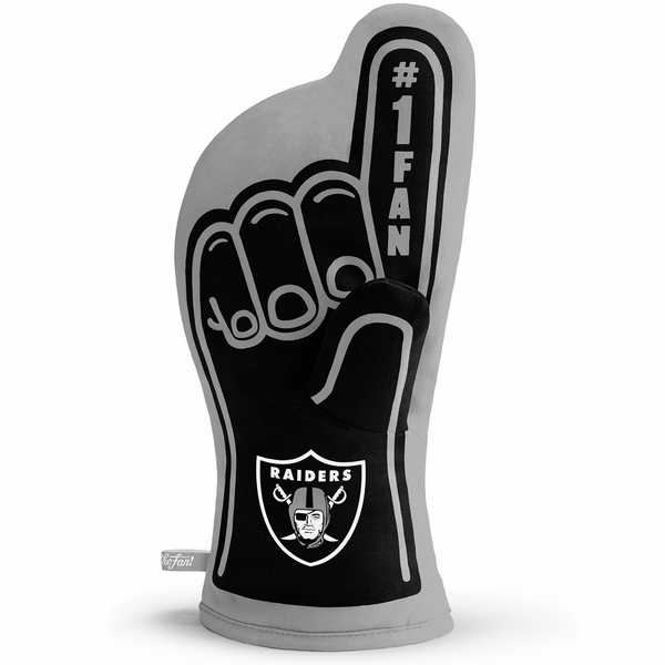 Raiders #1 Fan Oven Mitt