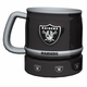 Raiders 16oz Barrel Sculpted Mug