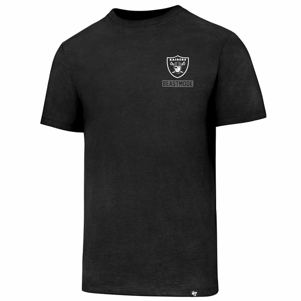 Raiders '47 Brand Backer Beastmode Club Tee