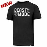 Raiders '47 Brand Beastmode Club Tee