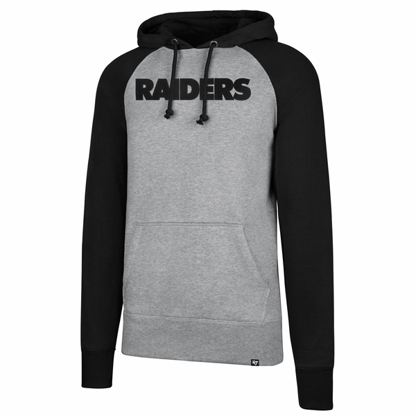 Raiders 47 Brand Headline Hood