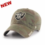 Raiders '47 Brand Outrigger Clean Up Cap