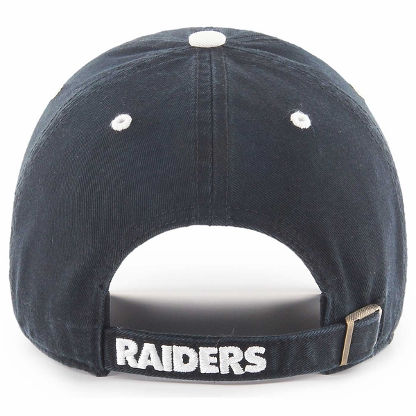 Raiders '47 Brand St. Patrick's Ice Clean Up Cap