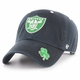 Raiders 47 Brand St. Patrick's Ice Clean Up Cap