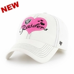 Raiders '47 Brand Youth Heart Throb Cap