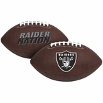 Raiders Air It Out Youth Football