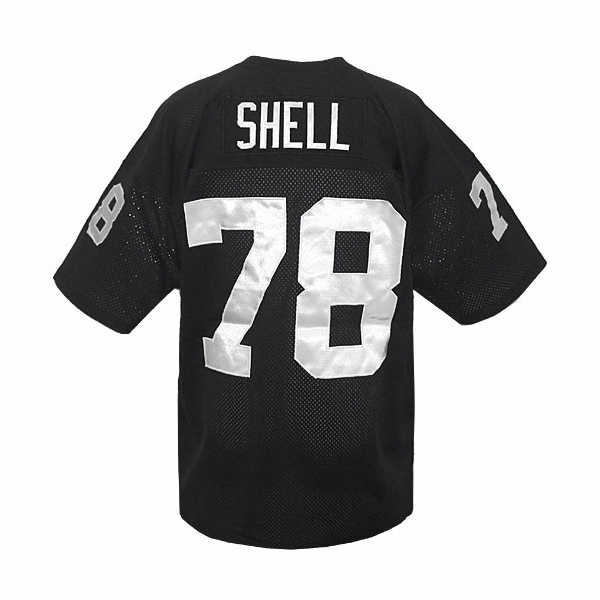 Art Shell Throwback Jersey - Black