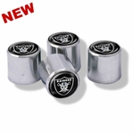 Raiders Automobile Valve Stem Caps