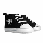 Raiders Baby High Top Shoes