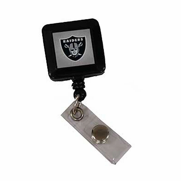 Raiders Badge Holder