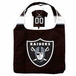 Raiders Bag in Pouch Jersey