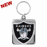 Raiders Dog Collar Charm