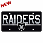 Raiders Duo Tone Mirror Plate