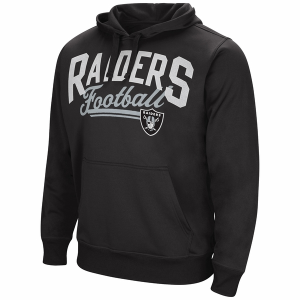 Raiders Fleece Pullover