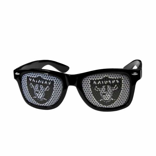 Raiders Gameday Shades