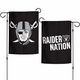Raiders Garden Flag