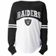 Raiders Girls Baby Jersey Tee